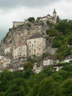 Rocamadour, Occitan, France
