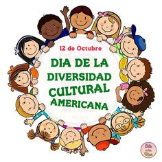 Dia de la Diversidad Cultural Americana #happyday