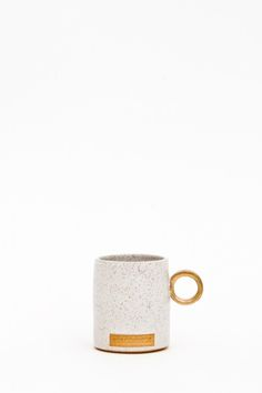 Small Mug by BEN MEDANSKY — MAX & MORITZ (a not so general store) - mug handle varies, how low can you go?