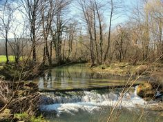 """River """"I Seggi"""", Monticiano trekking"""