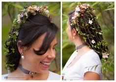 Adorno de novia goyesca - lakunstkammern.blogspot.com.es