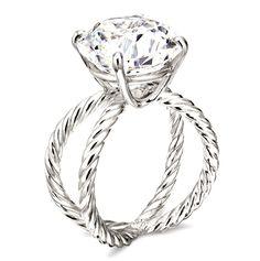 yurman engagement ring, I'd die