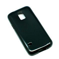 ΘΗΚΗ SAMSUNG GALAXY S5 MINI ΣΙΛΙΚΟΝΗΣ TPU  ΜΑΥΡΟ S5 Mini, Samsung Galaxy S5, Phone Cases, Phone Case