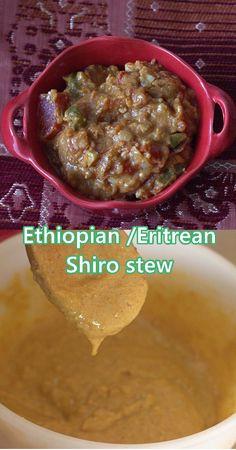 Appelsiineja ja Hunajaa: Etiopialainen /Eritrealainen kikhernemuhennos,jossa kikherneiden tilalla kikhernejauhoa