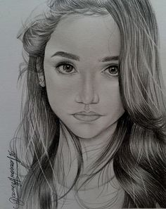 I liked the face of this girl, she was innocent, I think I managed to capture it on paper.Get prints on jandresjaimes.deviantart.comlike my page https://www.facebook.com/jandresjaimes drawing draw sketch art eye tutorial hair artist pencil design
