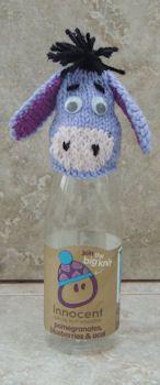 Innocent Smoothies Big Knit Hat Patterns Eeyore Donkey