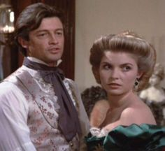 Photo of North & South for fans of North and South 7442581 Patrick Swazey, Parker Stevenson, Genie Francis, Civil War Movies, Jonathan Frakes, North South, Classic Hollywood, Screens, Actors & Actresses