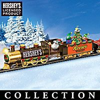 Hershey Christmas Express Train Collection