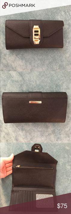 Rebecca Minkoff wallet Great condition, Rebecca Minkoff black wallet. Rebecca Minkoff Bags Wallets