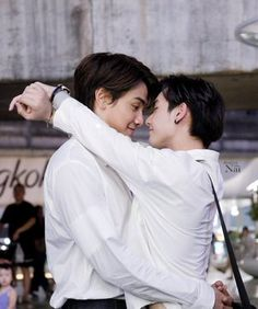 MingKit or JoongNine? 2moons The Series, Drama Series, Lee Jong Suk, Otp, Touch Love, 2 Moons, Lgbt Love, Cute Gay Couples, Thai Drama