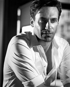 Jon Hamm | by Vincent Peters for GQ