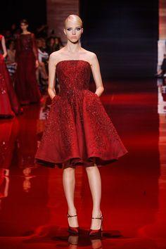 Défile Elie Saab Haute couture Automne-hiver 2013-2014 - Look 5