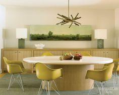 """""""Landscape"""" by Peter Hoffer #DiningRoom #Modern #Vintage"""