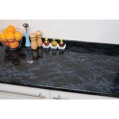 D-C-Fix Self-Adhesive Film 67.5cm x 2m - Marble Black | DIY - B&M Wood Front Doors, Front Door Colors, Glass Front Door, French Doors Bedroom, Sliding French Doors, Door Decks, Carriage Garage Doors, Dc Fix, Door Makeover