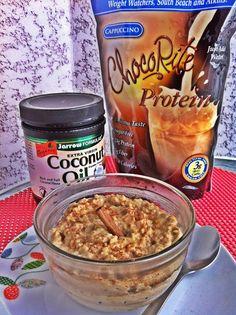 Receitas com whey protein: mingau de aveia, creme de abacate, panquecas de claras, pudim de paçoca