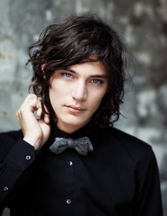 This boy would make a perfect young Sirius Black. <3
