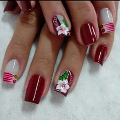 nails+designs,long+nails,long+nails+image,long+nails+picture,long+nails+photo,spring+nails+design+http://imgtopic.com/spring-nails-design-42/