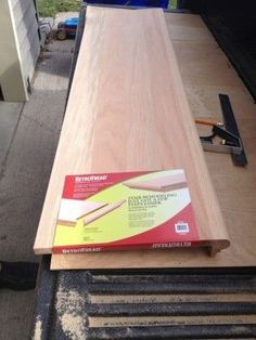 Stair Makeover These RetroTread Stair Caps At Loweu0027s. Theyu0027re Red Oak, Just