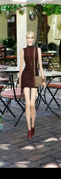 Emma roberts covet fashion lunch meeting looks great right?!?