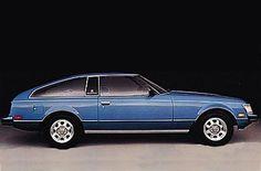 1981 Toyota Celica liftback.