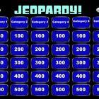 Jeopardy Powerpoint + Smartboard Template