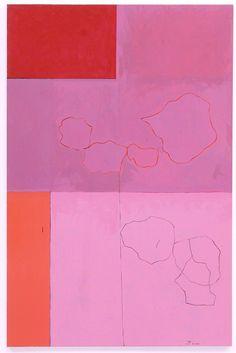 Jürgen Partenheimer, 'Fünf Leben (Wanderings)', 2000