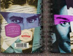 "Check out new work on my @Behance portfolio: ""Franz Kafka Handmade Notebook Series"" http://on.be.net/1HkI3kC"