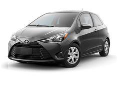 2018 Toyota Yaris Hatchback Magnetic Gray Metallic