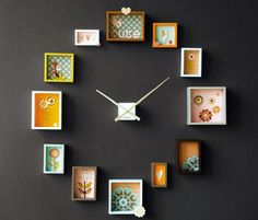 clock on home wall - Google Search