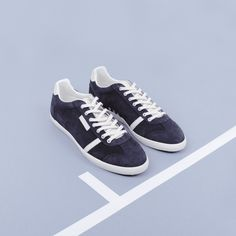 Brendel #shoes from the #Lacoste Match Point Collection