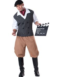 Oh my gosh. Movie Director Costume