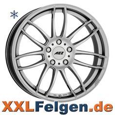 AEZ Sydney Alufelgen Hochglanz silber AEZ wheels high gloss