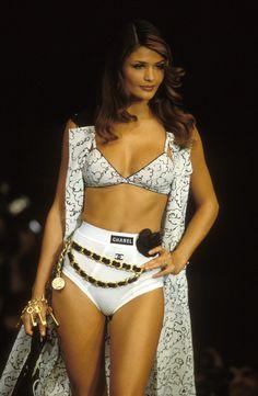 Helena for Chanel, s/s 1993---MEN'S UNDIES