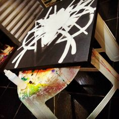 "@ixlutx no Instagram: ""#bomdia #basics #liquitex #canvas #tela #art #atelier #atelierninhoderato #ateliê #madrugada…"""