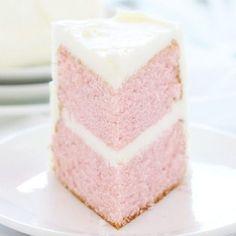 One Bowl Pink Velvet Cake | i am baker
