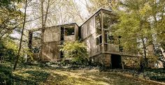 Somewhere I would like to live: Norman Fischer House / Louis Kahn