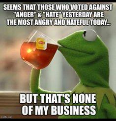 The Liberals & Democrats...hypocrisy at best