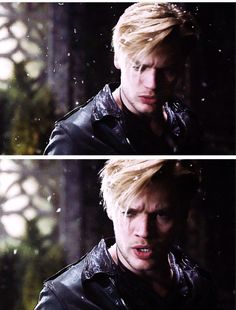 Jace Herondale played by Dominic Sherwood |Shadowhunters The Mortal Instruments TV show Maxima Mea Culpa