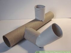 How to Make a Tunnel Playground for Your Gerbils: 5 Steps