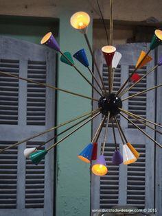 llustre spoutnik design Italien tres grand modele