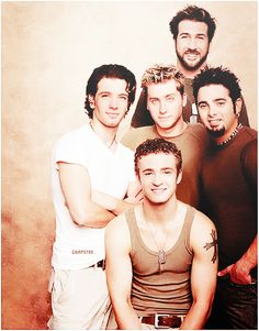 can we just go back to the good ol' days of amazing boy bands? or boy band...because there is only one..Nsync. Reunion tour PLEASE!!!!