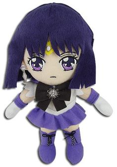 Official Sailor Saturn plush toy! Buy here: http://amzn.to/2kIYXmU