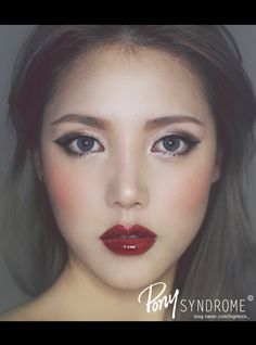 FREE SHIP ☆ NEO Cosmo Glamour Gray Circle Lens Color Contacts - Thumbnail 2