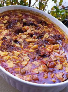 Cookbook Recipes, Cooking Recipes, Greek Recipes, Hawaiian Pizza, Chili, Grilling, Salads, Spaghetti, Soup