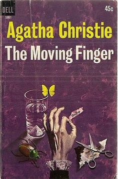 1942 The Moving Finger -Agatha Christie - in my collection