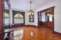 Brooklyn 5th Street Park Slope  brownstone Victorian room | by techpro12