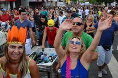 RS Notícias: Número de turistas triplica no carnaval de rua est...