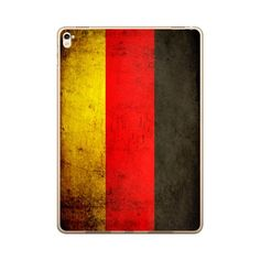 9.7-inch IPad Pro German Grunge National Flag Case