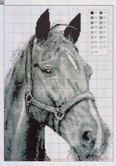 ideas about Cross Stitch Cross Stitch Horse, Xmas Cross Stitch, Cross Stitch Boards, Cross Stitch Animals, Cross Stitch Kits, Cross Stitch Designs, Cross Stitching, Cross Stitch Patterns, Blackwork Embroidery