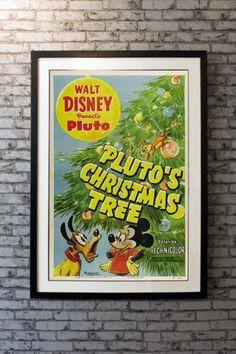 Pluto's Christmas Tree (1952)